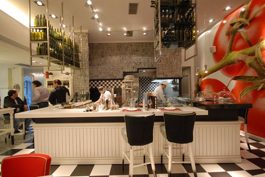 Restaurant ''ΚΟΥΖΙΝΑ'' ΚΑΤΕΡΙΝΗ ΠΙΕΡΙΑΣ